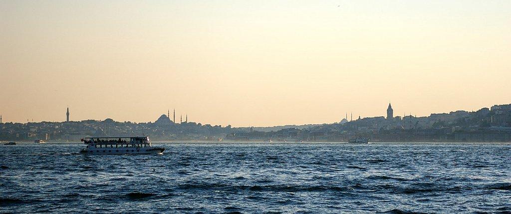 Istanbul cityline